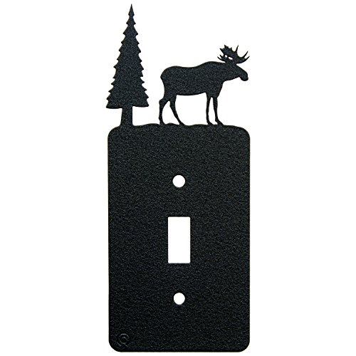 Switch Moose Light Cover (Moose Single Light Switch Plate Cover)