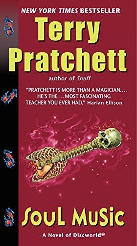 terry pratchett discworld order