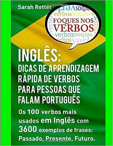 Amazoncom Ingles Dicas De Aprendizagem Rapida De Verbos Para