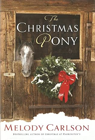 book cover of The Christmas Pony