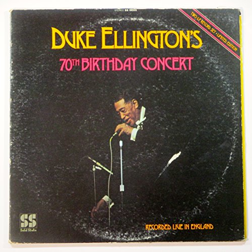 70th birthday concert LP