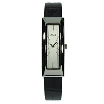 806c0d61fec Watches for Women ZOMO Adore 3778 Women s Swiss Quartz Fashion Watches -  Cool Watches for Women Super Slim Rectangle Designer Womens Watches with  Silver ...