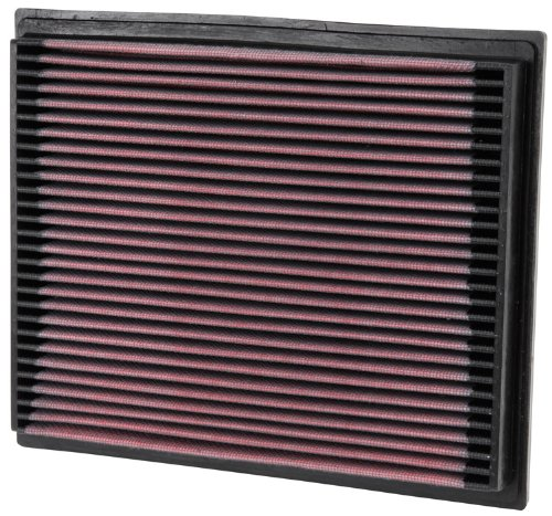 K&N 33-2675 High Performance Replacement Air Filter