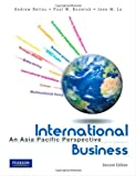 International Business : An Asia Pacific Perspective, Delios, Andrew and Beamish, Paul, 9810684207