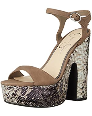 Fancy Jessica Simpson Jessica Simpson Women's Whirl Platform Dress Sandal
