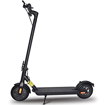 DEUGEE Patinete Eléctrico Adulto,250W Velocidad MáX 25 Km/H Larga Distancia 30 Km E Scooter Carga 125kg Scooter EléCtrico Plegable con LCD