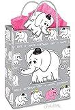 White Elephant Gift Bag