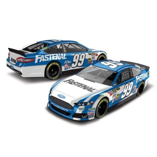 NASCAR Carl Edwards #99 Fastenal 1/64 Kids Hardtop Car 2014