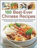180 Best-Ever Chinese Recipes, Jenni Fleetwood, 1844768686
