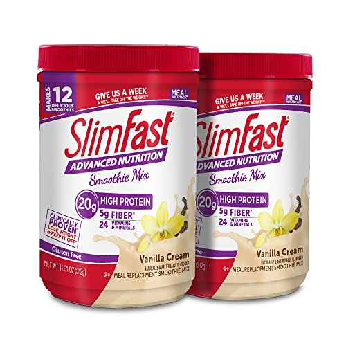 SlimFast Advanced Nutrition Smoothie Replacement product image