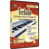 Keyboard, Vol. 3: You Can Play the Keyboard Now / Teclado, Vol. 3: Tu Puedes Tocar El Teclado Ya (2-in-1 Bilingual Series)