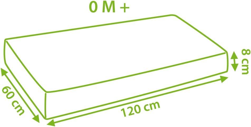 Babycalin Matelas Non Tiss/é 60 x 120 cm