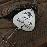 Best Catch Ever Fishing Lure Mens Fishing Gift Valentines Day Fishing Lure Wedding Boyfriend Gift Fishing Gift Husband Gift For Him