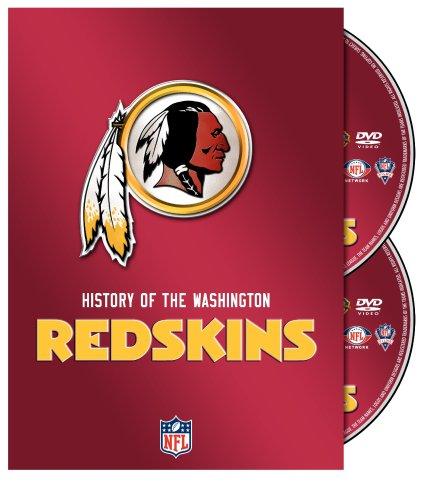 NFL: History of the Washington Redskins (Dvd Redskins Washington)