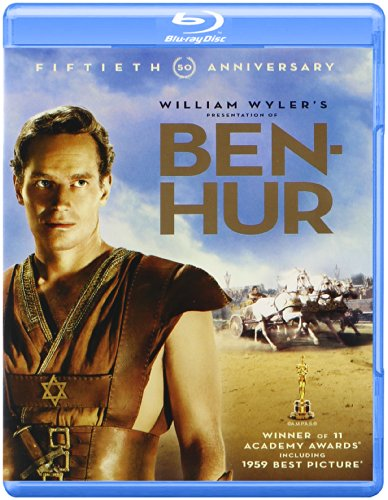 Blu-ray : Ben-Hur (Anniversary Edition, Collector's Edition, 2 Disc)