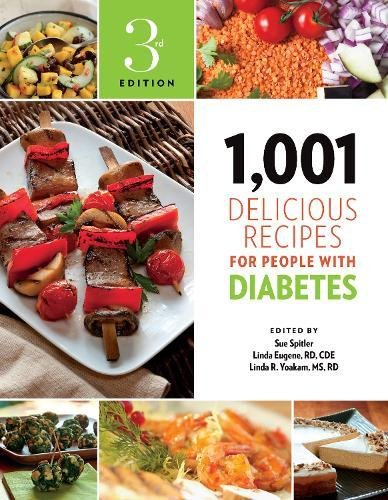 Download 1,001 Delicious Recipes for People with Diabetes ebook