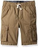 Lucky Brand Boys' Big Cargo Shorts, Pull on Kelp, X-Large (18/20)