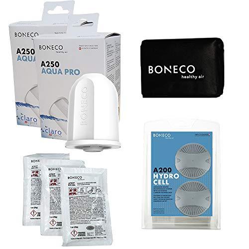 BONECO Ultrasonic Humidifier Accessories Kit w/Aqua PRO -