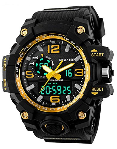 watches yellow dial - 9