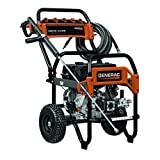 Generac 6565 4,200 PSI 4.0 GPM 420cc OHV Gas Powered Commercial Pressure...