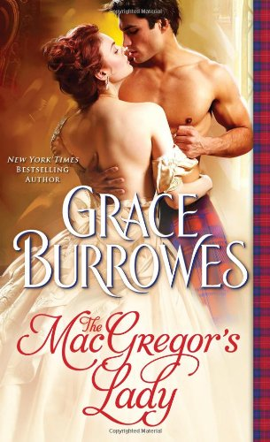 book cover of The Macgregor\'s Lady