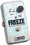 Electro-Harmonix Freeze Sound Retainer Compression Guitar Effects Pedal