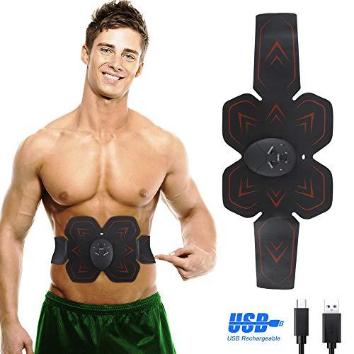Abs Stimulator Muscle Toner Trainer EMS Abdominal