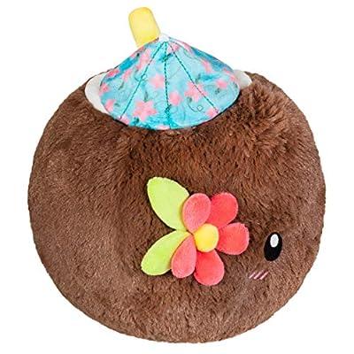 Squishable / Mini Comfort Food Coconut 7