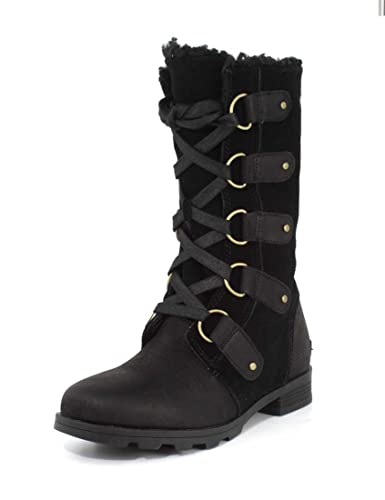 Sorel Womens Emelie Lace Boots  YXY41QETC