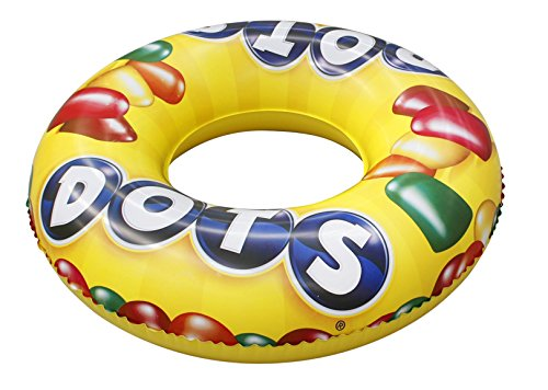 Top 7 dots candy pool float for 2019
