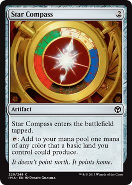 Star Compass - Iconic Masters
