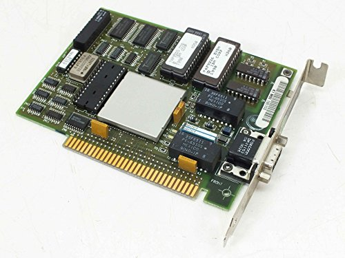 IBM 74F9327 8-Bit Db9 16/4 ISA Token Ring Card K1 M93