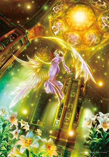 Jigsaw Puzzle 1000 Kagaya Angel of Shu Mizoguchi by KOREA PuzzleLife