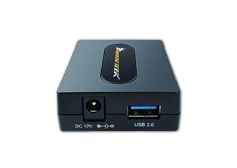 HornetTek Transporter Carcasa de Disco Duro/SSD 2.5/3.5