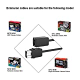 Smatree Extension Cable Compatible for NES/SNES