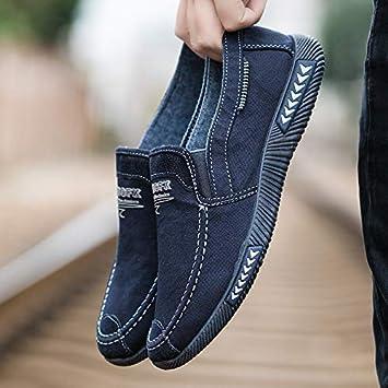 LOVDRAM Zapatos De Hombre Zapatos De Lona para Hombre De