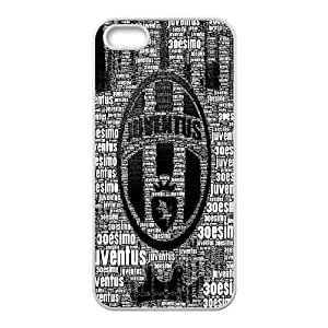 YNACASE(TM) Juventus Football Club Customized Hard Back Cover Case for iPhone 5,5G,5S,Customized Phone Case with Juventus Football Club