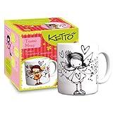 Bojeux Ketto Porcelain Creation Mug (Fairy)