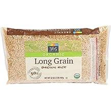 365 Everyday Value, Organic Long Grain Brown Rice, 32 Ounce
