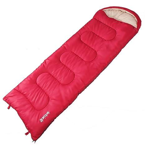 MUTANG Sacos de dormir Estaciones al aire libre para adultos que acampan engrosada pareja Hotel Anti