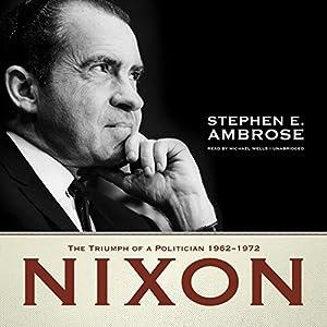 Nixon, Vol. 2 Audiobook