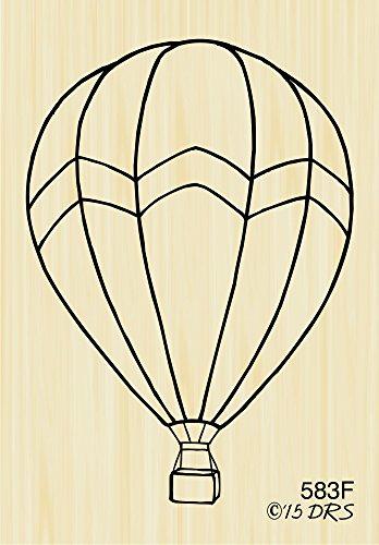 hot air balloon stamp - 4