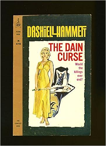 Read The Dain Curse By Dashiell Hammett