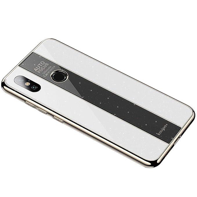 Funda para Xiaomi Mi Mix 2/Mix 2S Slim Carcasa Silicona Case ...