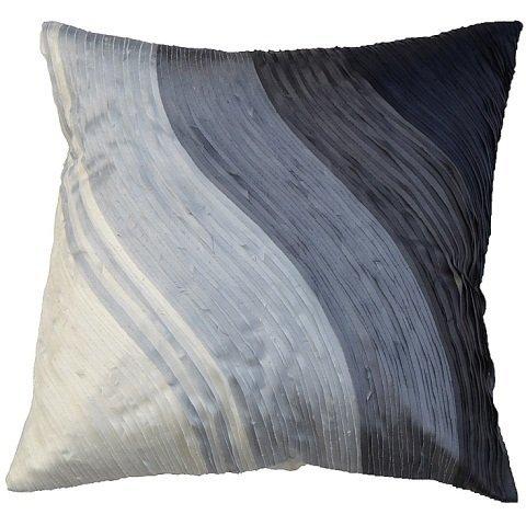 Clara vidal - Cojín selcur(45x45 cm), color gris: Amazon.es ...
