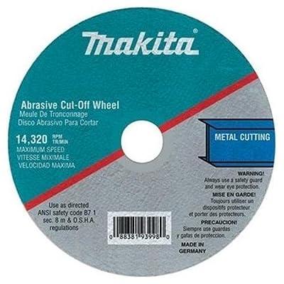Makita 724115-A 4-1/2 Inch Super Thin Cut-Off Wheel