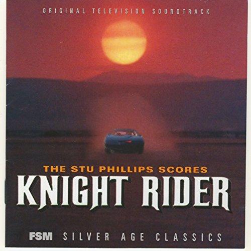 The Stu Phillips Scores: Knigh...