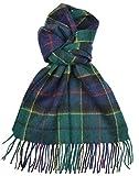 Lambswool Scottish Clan Scarf Forsyth Modern Tartan