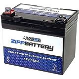 Chrome Battery T3 Battery (35AH 12V DC DEEPCYCLE SLA Solar Energy Storage)