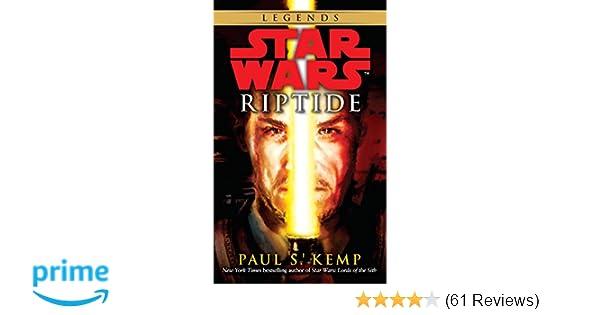 Amazon com: Riptide (Star Wars) (9780345522467): Paul S